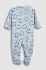 Next Star Fleece Sleepsuit (0mths-3yrs)