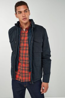 Next Four Pocket Field Jacket