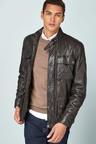 Next Four Pocket Leather Jacket