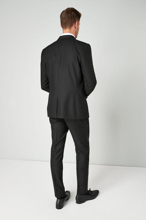 Next Sequin Tuxedo Suit: Jacket