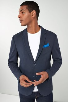 Next Jersey Slim Fit Blazer