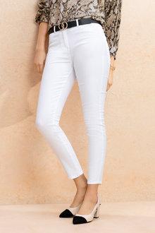 Emerge Skinny Ankle Grazer Jeans - 223460
