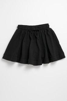 Pumpkin Patch Skirt with Tie Waist