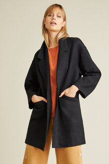 Emerge Exposed Seam Coat - 223471