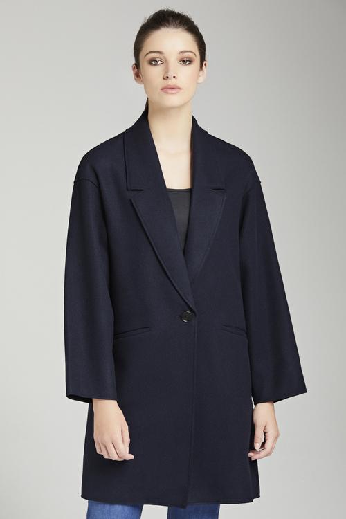 Emerge Exposed Seam Coat