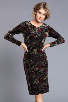 6d18078e45b Capture Velvet Dress