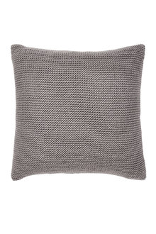 Knitted Wool Cushion - 223500