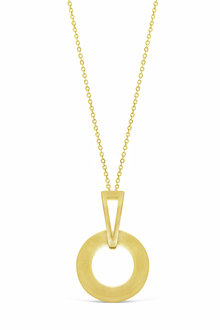 By Fairfax & Roberts Contemporary Geometric Necklace - 223526