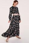 Heine Floral Print Maxi Dress