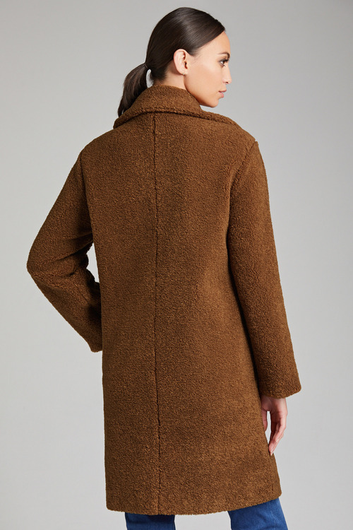 Capture Teddy Coat