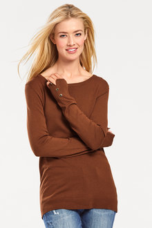 Urban Button Detail Top - 223571