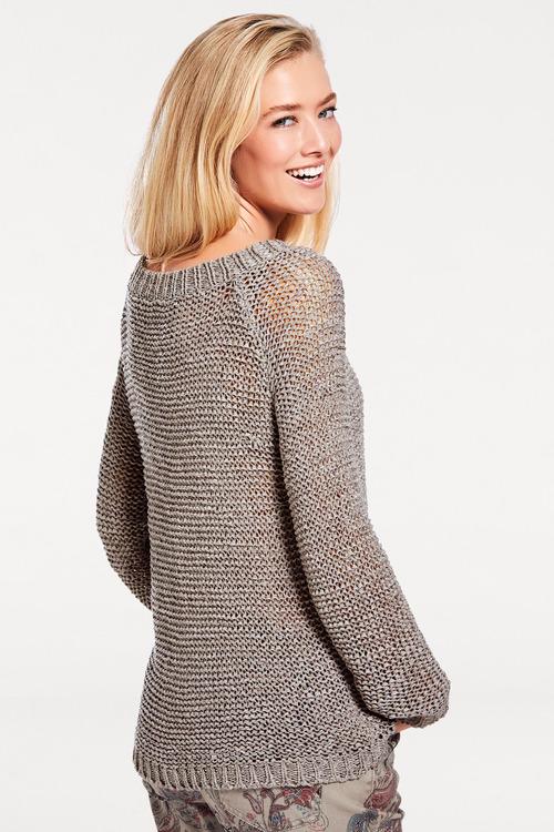 Urban Round Neck Pullover
