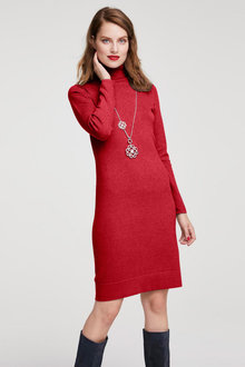 Heine Roll Neck Dress - 223627