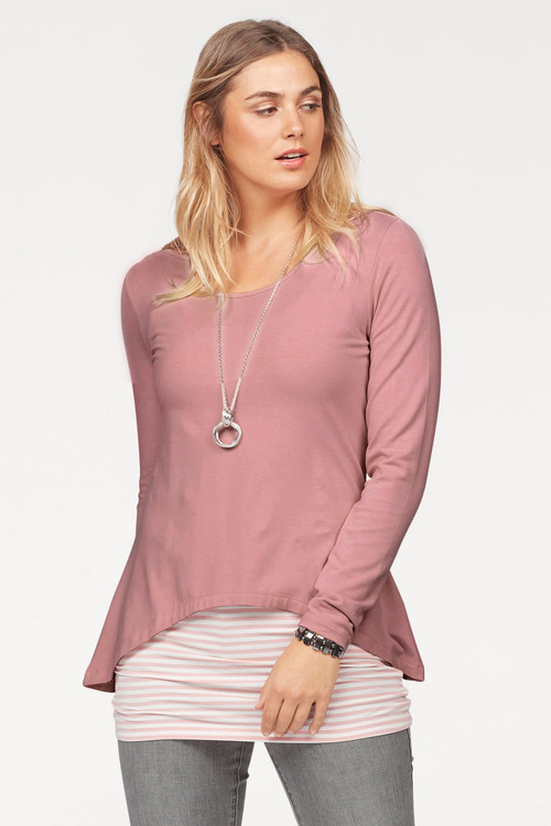 Urban Two-In-One Top