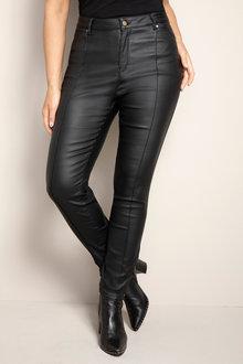 Plus Size - Sara Coated Jean