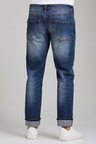 Jimmy+James Relaxed Fit Men's Jeans