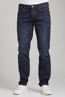 Jimmy+James Relaxed Fit Men's Jeans - 223680