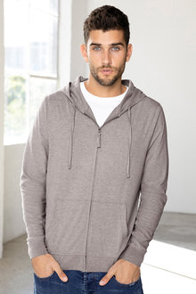 Jimmy+James Men's Zip Hoodie - 223695