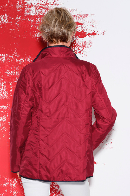 Capture European Showerproof Puffer Jacket