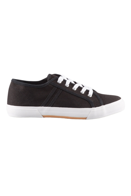 Wide Fit Lace Up Sneaker
