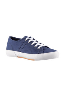 Wide Fit Lace Up Sneaker - 223727