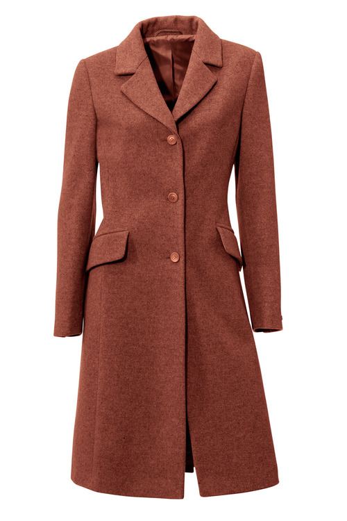 Heine Wool Blend Pocket Coat