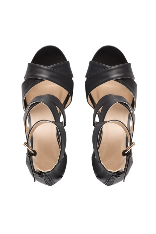 Fairbanks Sandal Heel