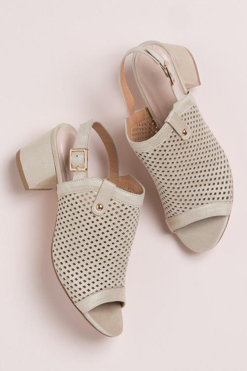Ferguson Sandal Heel