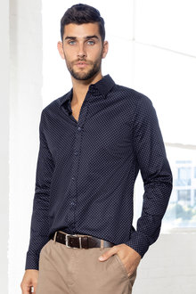 Jimmy+James Men's Formal Shirt