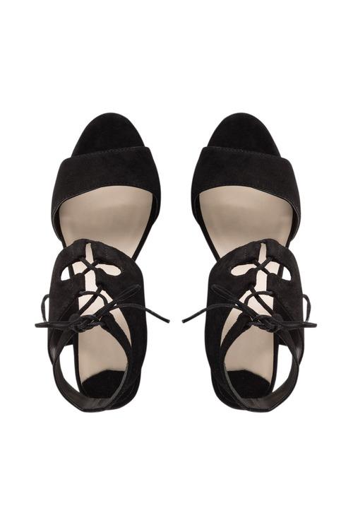 Plus Size - Wide Fit Fitchburg Sandal Heel