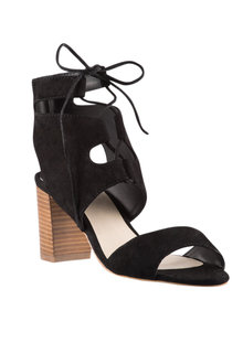 Plus Size - Wide Fit Fitchburg Sandal Heel