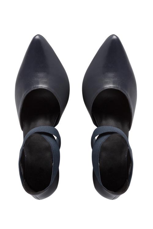 Plus Size - Wide Fit Walker Court Heel