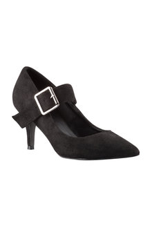 Plus Size - Wide Fit Waldon Court Heel