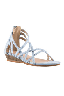 Wide Fit Tewksbury Sandal Flat - 223790