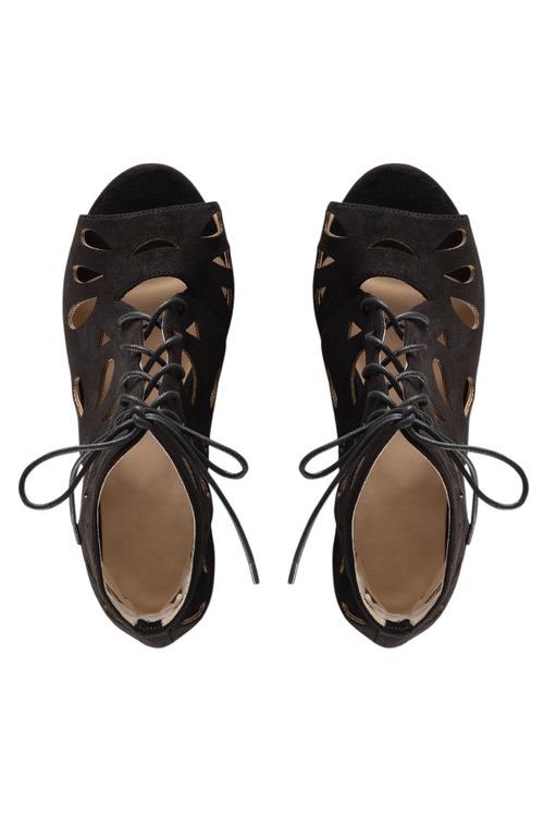 Wide Fit Florence Sandal Heel