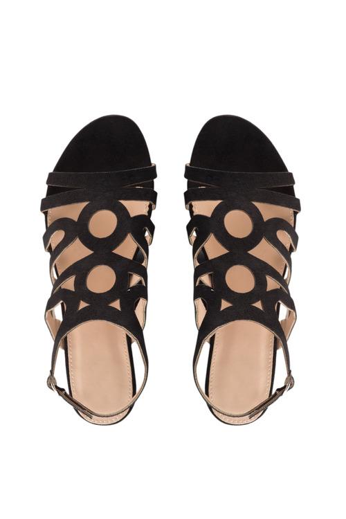 Tallmadge Sandal Flat
