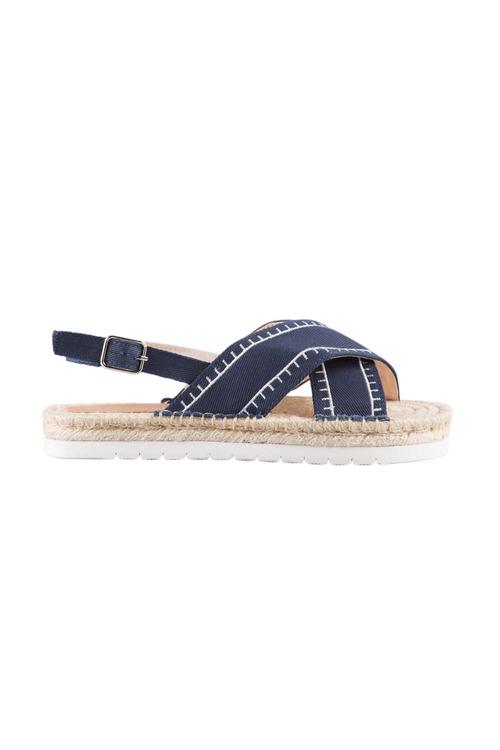 Tallulah Sandal Flat