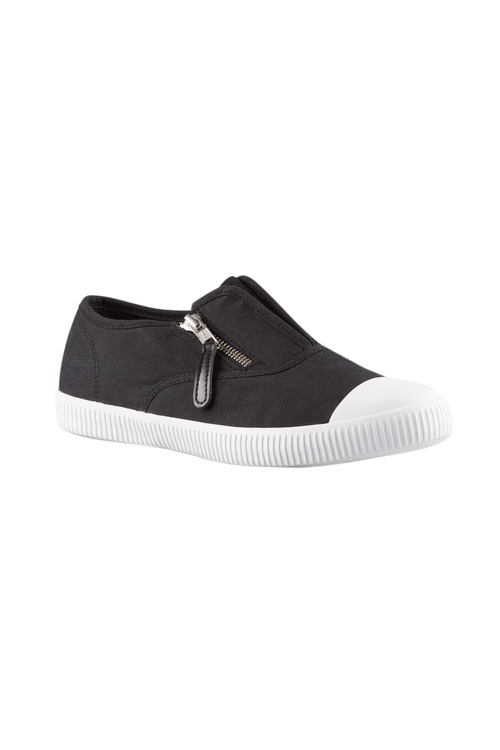 Plus Size - Sara Wide Fit Bellbrook Sneaker