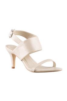 Plus Size - Sara WF Florin Sandal Heel