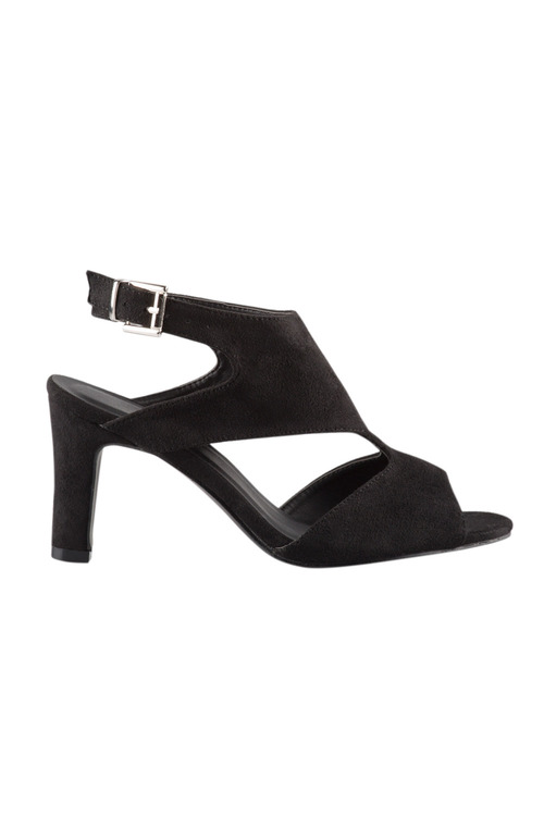 Plus Size - Wide Fit Flossmoor Sandal Heel