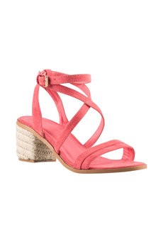 Plus Size - Wide Fit Folcroft Sandal Heel