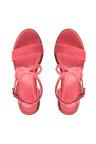 Plus Size - Wide Fit Folcroft Sandal Heel