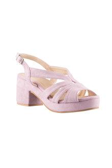 Wide Fit Fostoria Sandal Heel