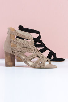 Wide Fit Foxborough Sandal Heel