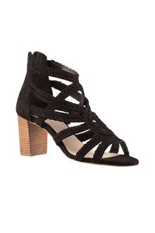 Plus Size - Wide Fit Foxborough Sandal Heel