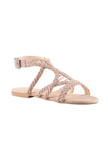 Wide Fit Terrell Sandal Flat