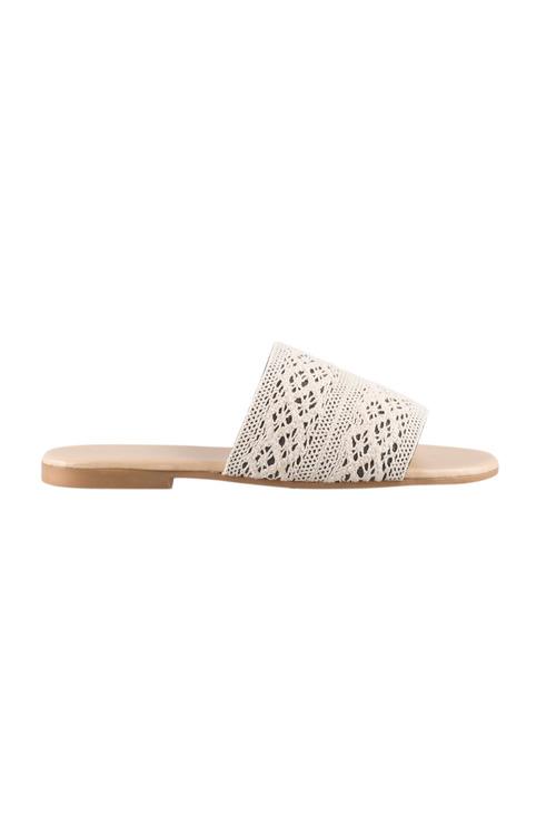 Plus Size - Wide Fit Tavares Sandal Flat