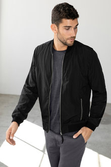 Men's Bomber Jacket - 223831
