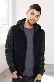 Men's Hooded Jacket - 223832