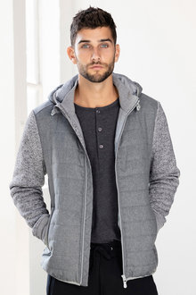 Men's Hooded Jacket - 223832